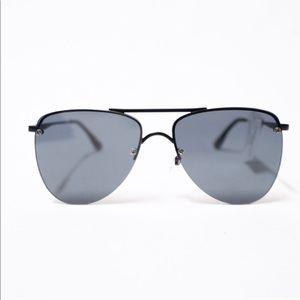 "46cdcb3aca51f Le Specs Accessories - NWT LE SPECS ""Prince"" Kardashian Aviator Sunglass"